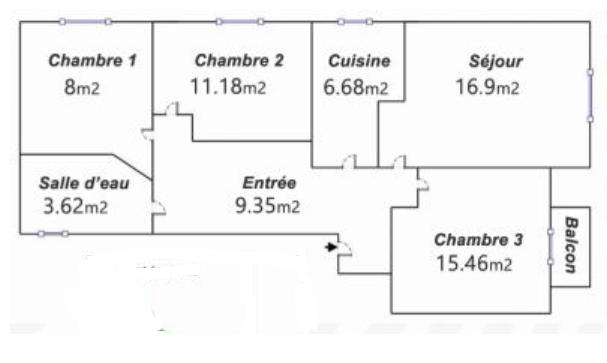 plan Beausoleil